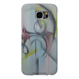 Samsung S6の例-すばらしい抽象芸術 Samsung Galaxy S6 ケース