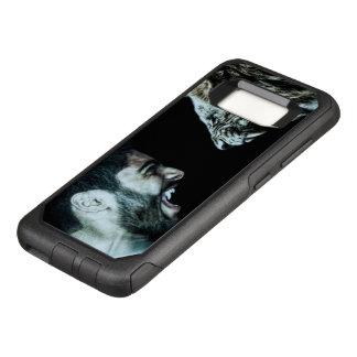 Samsung S8はカバーを印刷しました