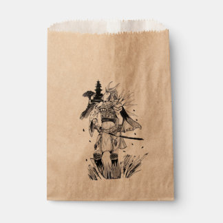 Samurai Chick フェイバーバッグ