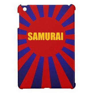 samurai sun rising 2 iPad mini ケース