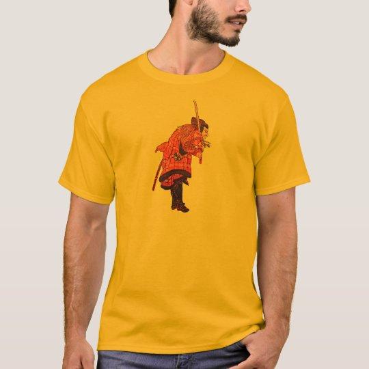 samurai tシャツ