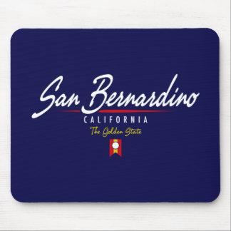 San Bernardinoの原稿 マウスパッド