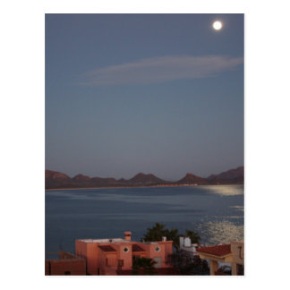 San Carlos上の月光 ポストカード