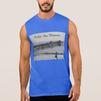 San Clementeカリフォルニア 袖なしシャツ
