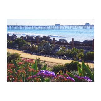 San Clemente桟橋 キャンバスプリント