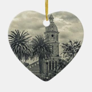 San Luis教会Otavaloエクアドル セラミックオーナメント
