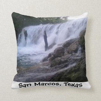 San Marcos川は枕MoJoの落ちます クッション