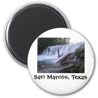 San Marcos川は磁石ボタンの落ちます マグネット