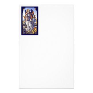 San Rafaelの聖者Raphael 便箋