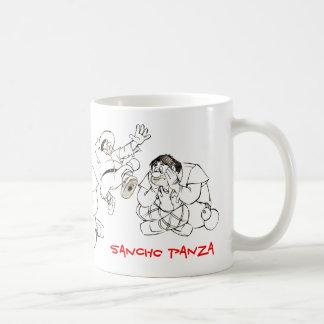 SANCHO PANZA -マグ- Taza コーヒーマグカップ