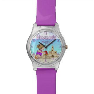 Sandcastle (女の子)の子供のMay28thの腕時計 腕時計