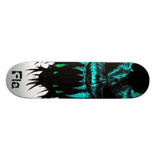 SandDevilフロリダ(Fla)のスケートのデッキv13AquaDevil スケボー