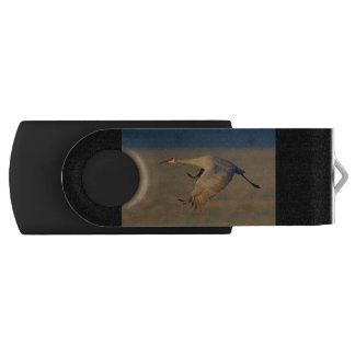 sandhillクレーン USBフラッシュドライブ