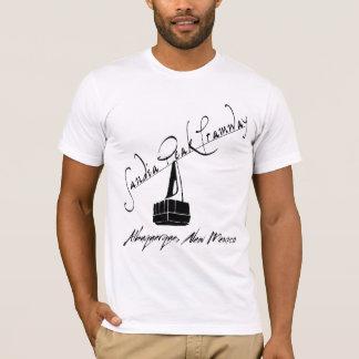 Sandiaのピークロープウェイ Tシャツ