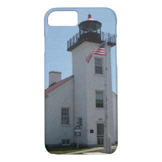 Sandpointの灯台 iPhone 8/7ケース
