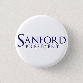 Sanfordの大統領2012年 3.2cm 丸型バッジ