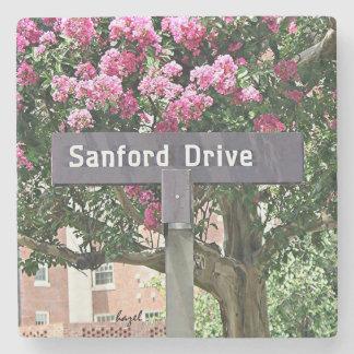 Sanfordドライブによってはアテネジョージアのコースターが開花します ストーンコースター