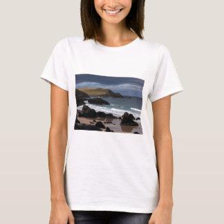 Sango湾、サザランド、スコットランド Tシャツ
