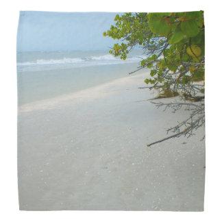 Sanibelの島の平和そして静寂 バンダナ