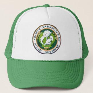Sanibelの帽子2 キャップ