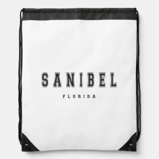 Sanibelフロリダ ナップサック