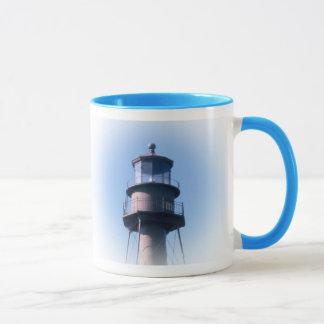 Sanible Islansの灯台 マグカップ