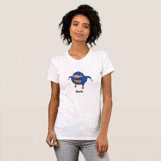 Sanicのウガンダの戦士 Tシャツ