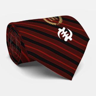 Sankofa |のリターンはそれに- Adinkraの記号を得、 ネクタイ