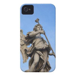 Santアンジェロ橋のスポンジとの天使 Case-Mate iPhone 4 ケース