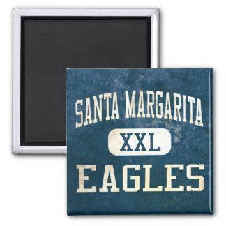 Santa Margaritaイーグルスの運動競技 マグネット