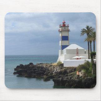 Santa Martaの灯台 マウスパッド