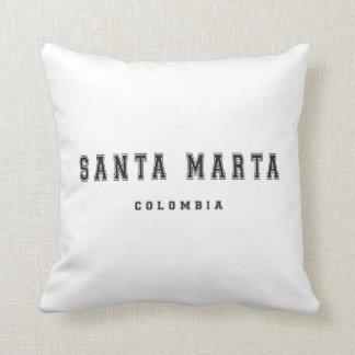 Santa Martaコロンビア クッション