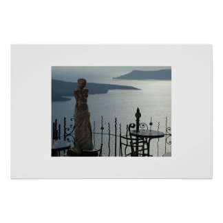 Santoriniの金星 ポスター