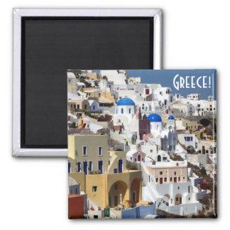 Santorini、ギリシャ マグネット