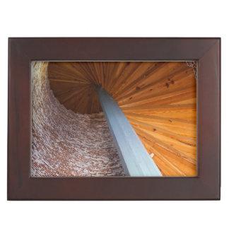 Sapeloの階段 ジュエリーボックス