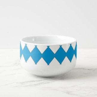 Sapphire_Diamonds-Fun-Ware_Multi-Use-Blue-White スープマグ