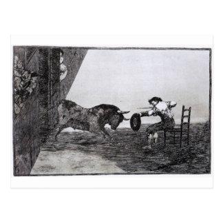 SaragassaのリングのMartinchoの勇気 ポストカード