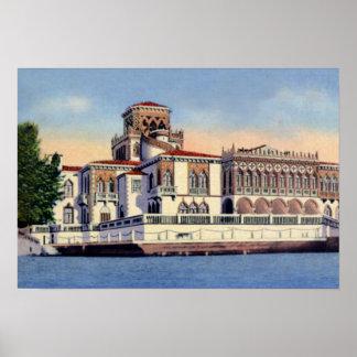 SarasotaフロリダRingling博物館 ポスター
