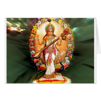 Saraswati カード