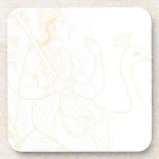 Saraswati コースター