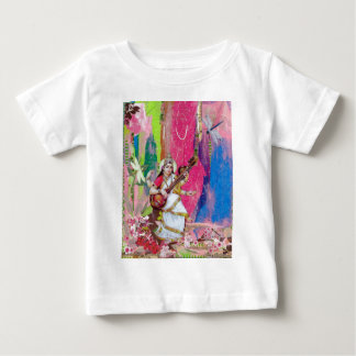 Saraswati ベビーTシャツ