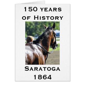 Saratogaからの場面 カード