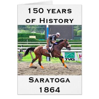 Saratogaのスタイルの解決 カード