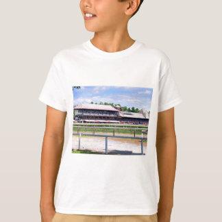 Saratogaの競馬場およびドクレア裁判所 Tシャツ