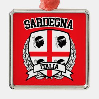 Sardegna メタルオーナメント