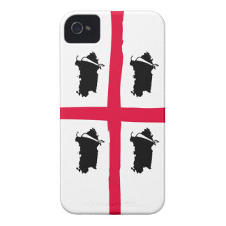 Sardegna 4のvolte - Iphoneの場合 Case-Mate iPhone 4 ケース