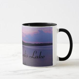 Sardis湖のマグ上の薄暗がり マグカップ