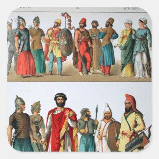 Sarmatian Dacian Scythian スクエアシール
