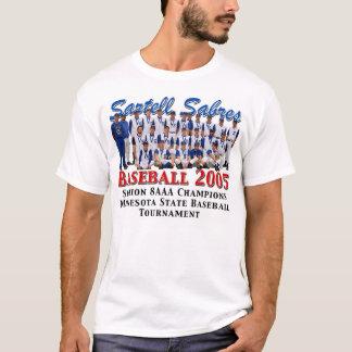 Sartellサーブルの野球2005年 Tシャツ