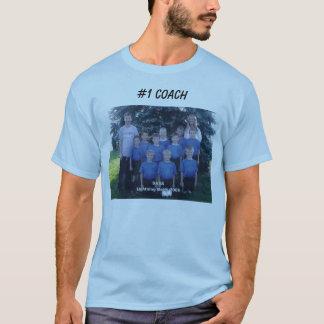 SASAU10#8の#1コーチ Tシャツ